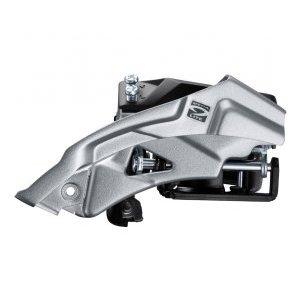 Переключатель передний Shimano Altus M2000, универсальная тяга, 3x9 ск, угол 66-69*, EFDM2000DSX6Переключатели скоростей на велосипед<br>Супер легкое переключение<br>Универсальный (нижний) хомут<br><br>Применение: MTB, Trekking<br>Группа: ALTUS<br>Модель: FD-M2000-TS3<br>Крепеж: Нижний хомут<br>Варианты крепежа: 34.9mm (28.6mm / 31.8mm w/ Adapter)<br>Тяга: Двойная<br>Количество передач спереди - 3<br>Количество передач сзади - 9<br>Максимальный размер большой звезды: 40T<br>Общая емкость: 18T<br>Совместимая цепь: HG 9-speed<br>Угол подседельной трубы: 63-66°<br>Чейн-лайн: 50mm<br>