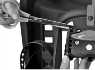 Установка велокресла Author на подседельную трубу