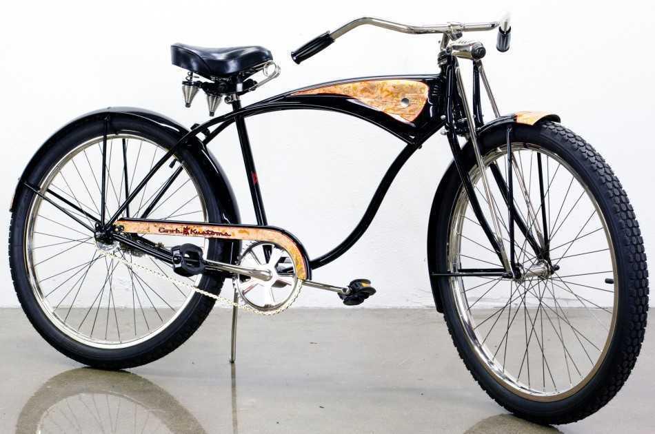 Круизер - городской велосипед