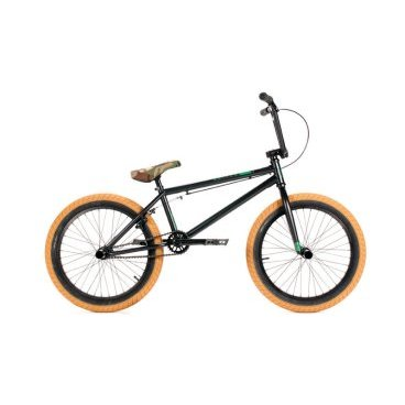 Велосипед BMX United Martinez (15/16г, UNMTZ20515.BK)