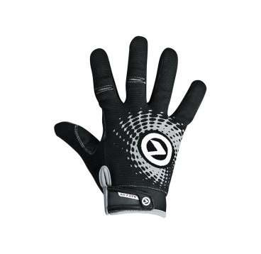 Перчатки KELLYS IMPACT LONG Lycra, чёрный/серый, XL, Gloves IMPACT LONG Lycra black-grey, XL