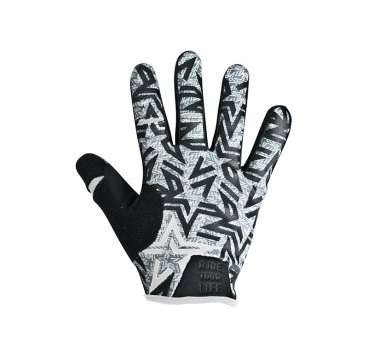 Перчатки KELLYS IMPULS long, серые, M, Gloves IMPULS long  light grey M