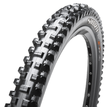 Покрышка Maxxis Shorty EXO, 26x2.3, 60 TPI, МТБ, TB73309100