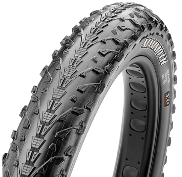 Покрышка Maxxis Mammoth, 26x4.0, 60 TPI, МТБ, TB72650200