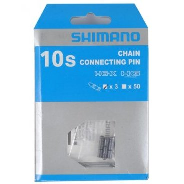 З/ч к цепи SHIMANO, 10 скоростей, соединит штифт, 3 шт, подходит CN7900/7801/6600/5600, Y08X98031  - купить со скидкой