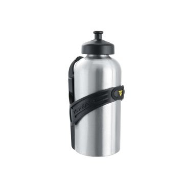 флягодержатель TOPEAK Mono Cage, W/Adapter For Aluminum Bottle (TMN02)