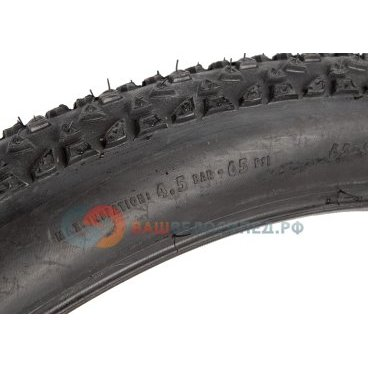Велопокрышка Continental Race King 2.2, 27.5x2.2, MTB, черная 01009150000