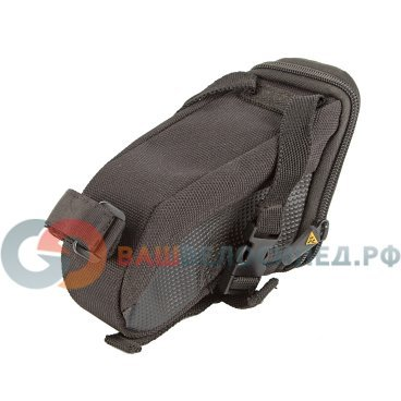 Подседельная велосумка TOPEAK Aero Wedge Pack w/strap mount SMALL (TC2260B)