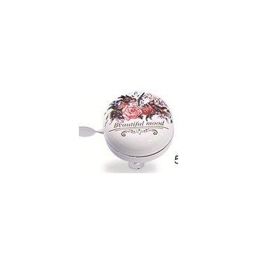 Звонок велосипедный, VINCA YL 34 best roses, лучшие розы, компактный велосипедный звонок.  - купить со скидкой