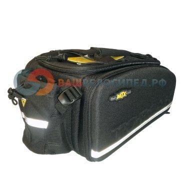 fe933b466075 Велосумка с держателем для бутылки TOPEAK MTX Trunk Bag EXP w/Rigid Molded  Panels, TT9647B