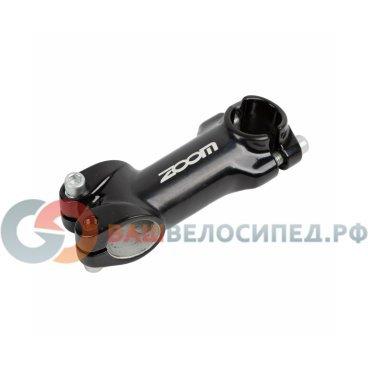 Вынос велосипедный ZOOM TDS-C340-8, МТВ, 1-1/8 х 90мм 25,4мм 15*, высота 41мм, 2 болта, TDS-C340-8 FOV  - купить со скидкой
