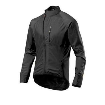 Куртка велосипедная MAVIC HC H2O, черная, 121421  - купить со скидкой