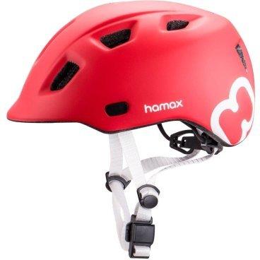 Летний шлем HAMAX Thundercap, красный 2018  - купить со скидкой