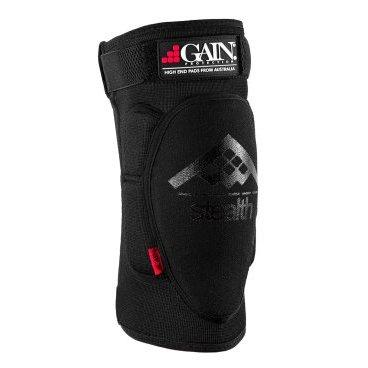 Защита на колени GAIN STEALTH Knee Pads, черный 2019  - купить со скидкой