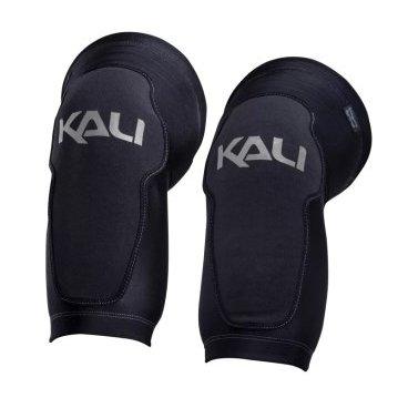 Защита на колени KALI MISSION Knee Guard, черно-серый 2019  - купить со скидкой