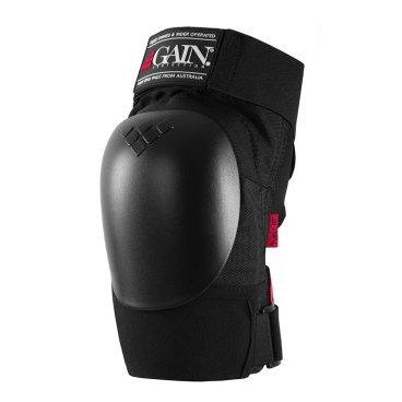 Защита на колени детская GAIN THE SHIELD hard shell knee pads, черный 2019  - купить со скидкой