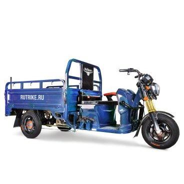 Грузовой электрический трицикл Rutrike Гибрид 1500 60V1000W 2019  - купить со скидкой
