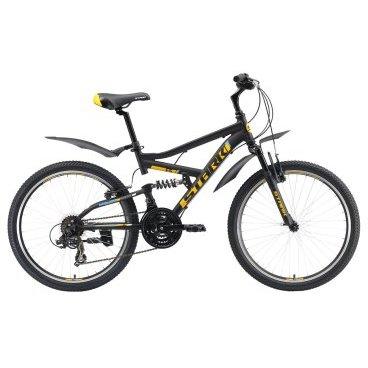 Подростковый велосипед Stark Rocket 24.2 FS V 24 2019  - купить со скидкой