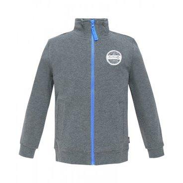 Куртка детская RedFox Champion Baby II, серый/синий  - купить со скидкой