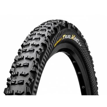 Покрышка велосипедная Continental Trail King 2.4, 29 x2.4 , складная, ProTection Apex, BlackChili, черная, 100656  - купить со скидкой