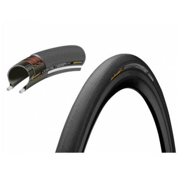 Покрышка велосипедная Continental CONTACT Speed 20 x1.10 , 28-406, 180TPI, Double SafetySystemBreaker, черная, 101387  - купить со скидкой