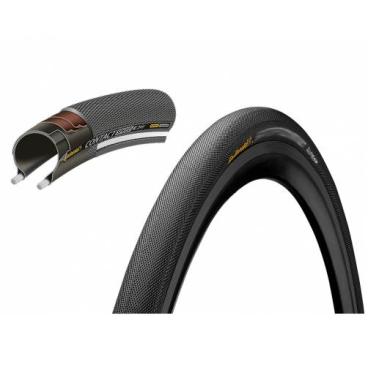 Покрышка велосипедная Continental CONTACT Speed 26 x1.6 , Reflex, 180TPI, Double SafetySystemBreaker, черный, 101392  - купить со скидкой