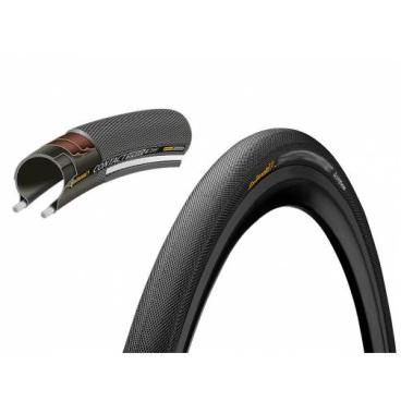 Покрышка велосипедная Continental CONTACT Speed, 42-622, 180TPI, Double SafetySystemBreaker, черная, 101416  - купить со скидкой