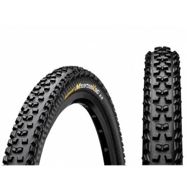 Покрышка велосипедная Continental Mountain King 2.3, 26 x2.3 , 58-559, складная, 4/240TPI, ProTection, черная, 101479  - купить со скидкой