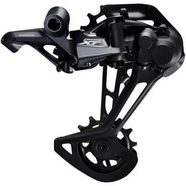 Переключатель задний SHIMANO XT, M8100, SGS, 12 скоростей, shadow RD+, IRDM8100SGS  - купить со скидкой