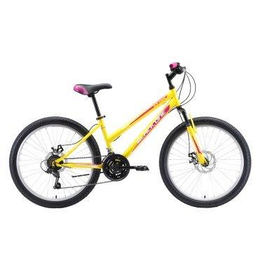 Подростковый велосипед Black One Ice Girl D 24 2020  - купить со скидкой