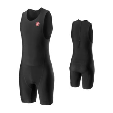 Комбинезон для триатлона Castelli CORE SPR-OLY SUIT, черный  - купить со скидкой