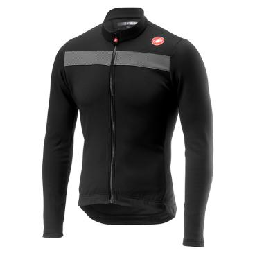 Велоджерси Castelli PURO 3, черный, 2019  - купить со скидкой