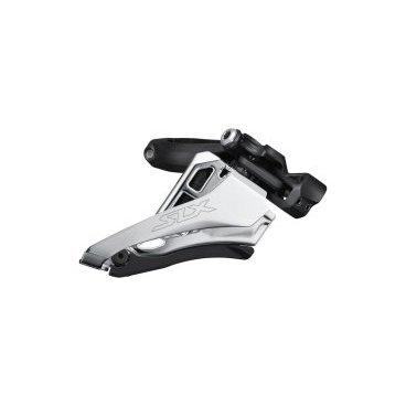 Переключатель передний SHIMANO SLX, M7100-D, direct mount, side-swing, для 2X12, верхняя тяга, 36-38T, IFDM7100D6  - купить со скидкой