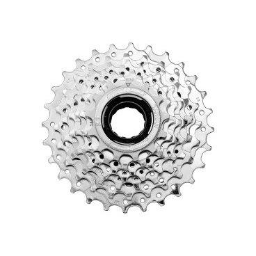 Трещотка велосипедная SunRace M3S 7S, 13-28T, сталь, ZINC, MFM3S.7CS0.US3  - купить со скидкой