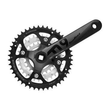 Система велосипедная SunRace M914 9S, 44-32-22T, Square, 175mm, w/CG, FCM914.LBDD.SS0  - купить со скидкой