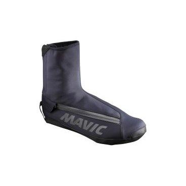 Велобахилы Mavic Thermo, черные, 2020  - купить со скидкой