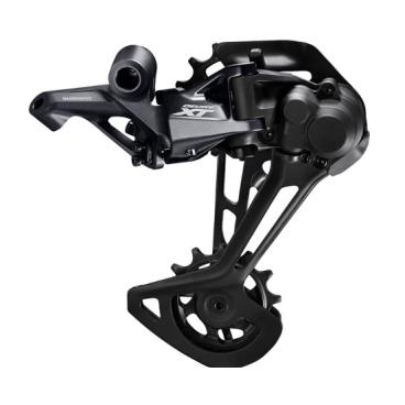 Переключатель велосипедный Shimano XT M8100 SGS Standart, задний, 12скоростей, KRDM8100SGS  - купить со скидкой