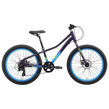 Подростковый велосипед Welt FAT Freedom 24 2018  - купить со скидкой