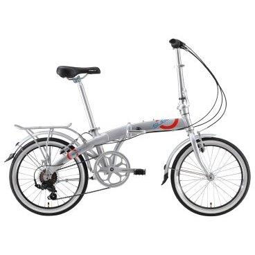 Складной велосипед Welt Subway 20 2019  - купить со скидкой