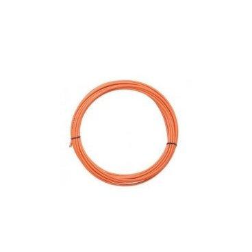 Рубашка троса тормоза, диаметр 5 мм, 50 м, оранжевая, цена за упаковку, 203-15 orange (box)  - купить со скидкой