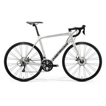 Шоссейный велосипед Merida Scultura Disc 200 28 2020  - купить со скидкой