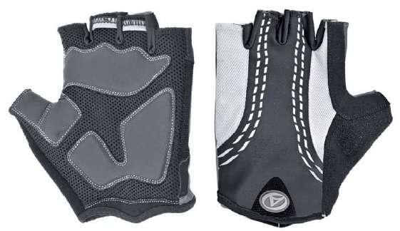 Перчатки 8-7130548 PalmAir черные р-р XL  с петельками AUTHOR