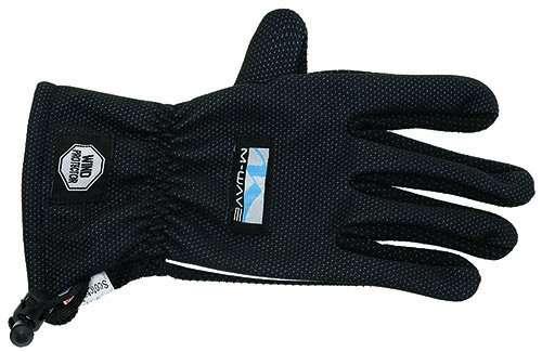 Перчатки 5-719963 длинные пальцы утепленные флис   3MSCOTCHLINE L/XL черные M-WAVE