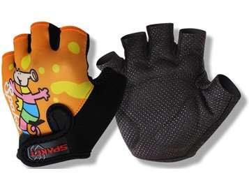 Перчатки TBS HP10, детские,  полиэстер, виниловая кожа, амортизирующие вставки, L, HP10(L)