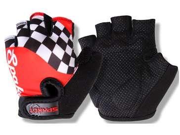 Перчатки TBS HP08, детские,  полиэстер, виниловая кожа, амортизирующие вставки, L, HP08(L)