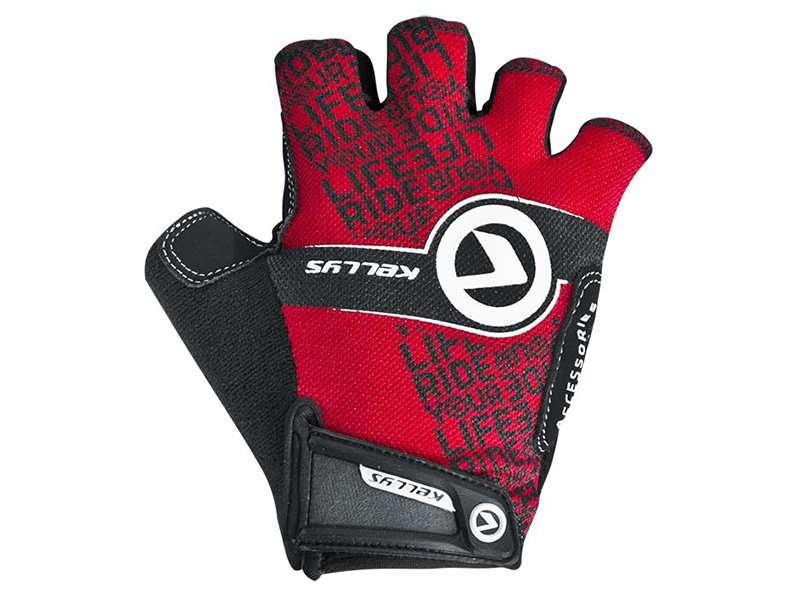 Перчатки KELLYS COMFORT, без пальцев, красный, XS, Gloves COMFORT NEW red XS
