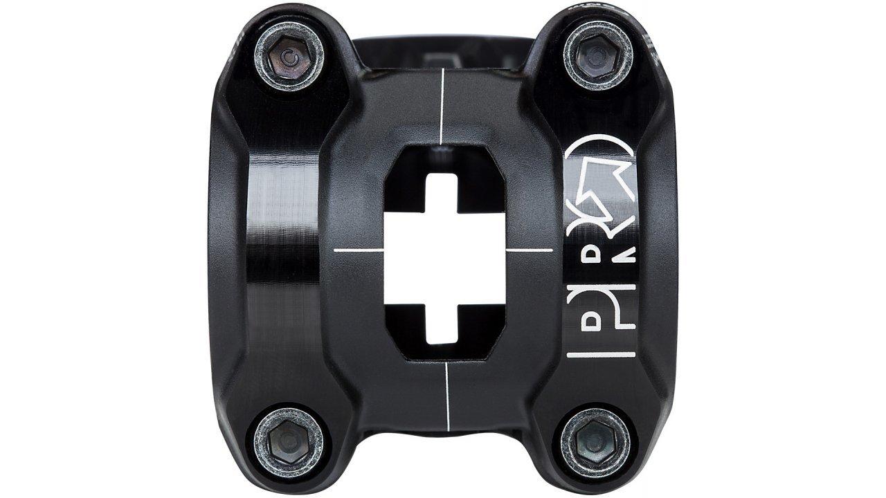 Вынос велосипедный PRO МТБ, Koryak, 80 мм/31,8/-6 гр, DI2 черный, PRSS0434
