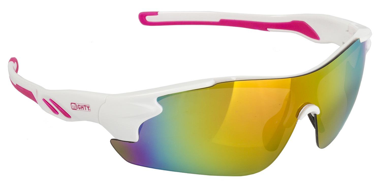 Очки велосипедные RAYON ONE MIGHTY, солнцезащитные зеркала, линзы с иридиевым покрытием, 5-710907