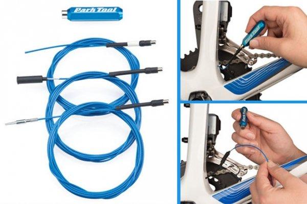 Набор для проводки тросов и оплеток внутри рамы Park Tool, PTLIR-1.2