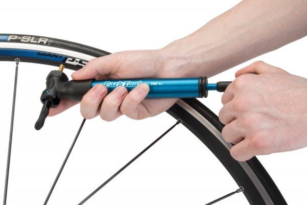 """Велосипедный Насос Park Tool """"Мини"""", цвет черный, PTLPMP-4.2"""